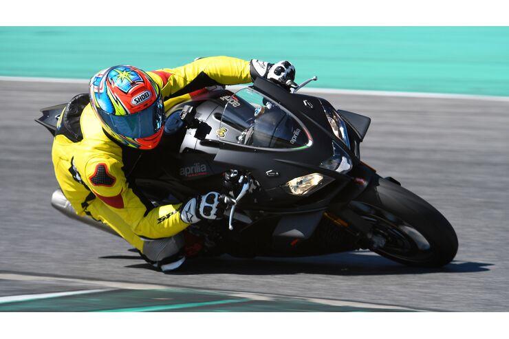 Aprilia Rsv4 1100 Factory 2019 Im Fahrbericht Motorradonlinede
