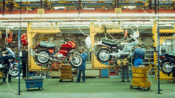 BMW Produktionsjubiläum Berlin 2019