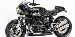 BMW R nineT Black Diamond Carbon