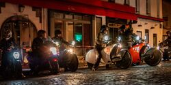 Electric Night Ride Paris 2019