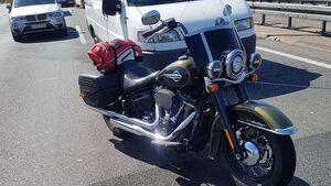 Harley-Davidson Heritage Classic Dauertest