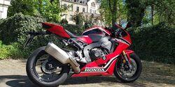 Honda CBR 1000 RR Fireblade Dauertest