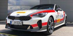 Kia Stinger Safety-Car IMD 2019