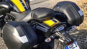 MotoArt Koffersystem - Gepäcklösung für Vmax 1700.