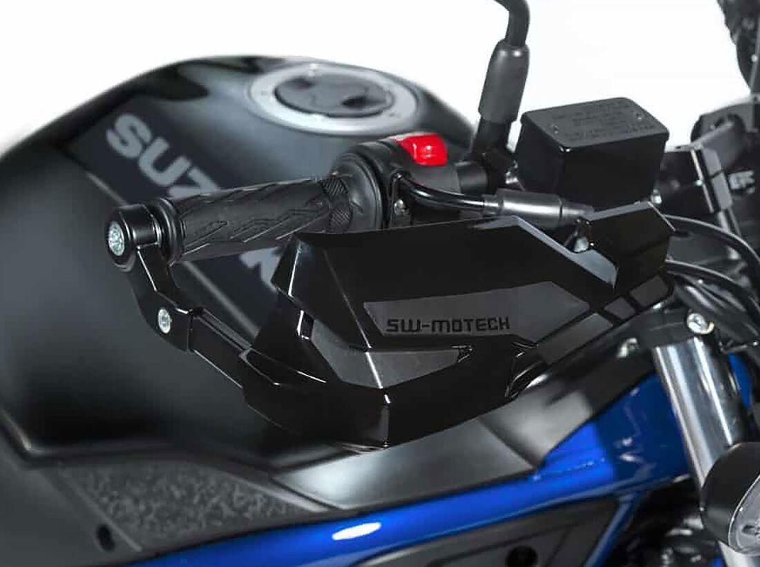 Suzuki SV 650 Scrambler 2.0 - Sonderserie für Frankreich