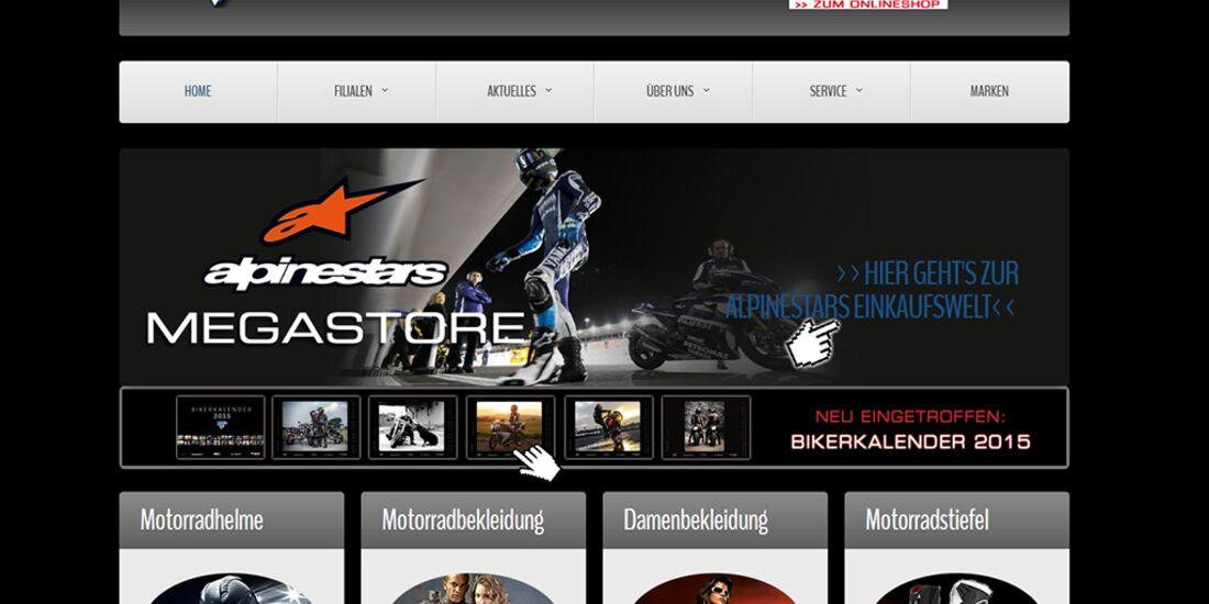 fff043b1c2b888 Zehn Online-Shops im Vergleichstest - MOTORRADonline.de