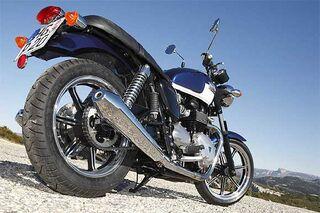 Fahrbericht Triumph Motorradonlinede