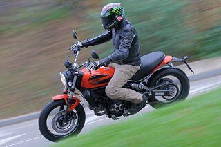 Ducati Scrambler Sixty2 Im Fahrbericht Motorradonlinede