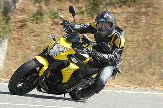 Kawasaki Er 6n Im Test Motorradonlinede