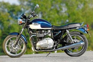 Fahrbericht Honda Cb 1100 Triumph Bonneville Se Motorradonlinede