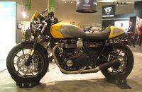 Bonneville T100 Motorradonlinede